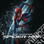 James Horner - The Amazing Spider-Man cd musicale di James Horner