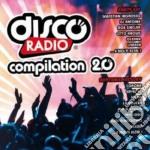 Disco radio compilation 2.0 cd musicale di Artisti Vari