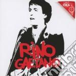 Un'ora con... cd musicale di Rino Gaetano
