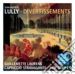 Lully:divertimenti cd musicale di Stravagant Capriccio