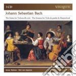 Bach:suites per violoncello solo/sonate cd musicale di Artisti Vari