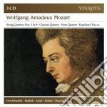 Mozart:trii,quintetti,musica da camera cd musicale di Artisti Vari