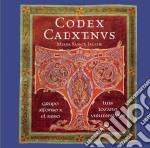 Alfonso El Sabio - Codex Calixtinus cd musicale di Artisti Vari