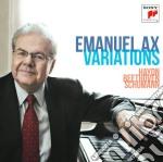 Beethoven - Variazioni Per Pianoforte - Emanuel Ax cd musicale di Emanuel Ax