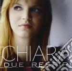 Chiara - Due Respiri cd musicale di Chiara