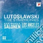 Lutoslawski:tutte le sinfonie cd musicale di Esa-pekka Salonen