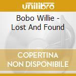 LOST & FOUND cd musicale di WILLIE BOB