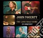 THE LONG ROAD HOME/2CD cd musicale di John Fogerty