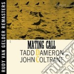 Tadd Dameron / John Coltrane - Mating Call cd musicale di DAMERON/COLTRANE