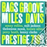 Miles Davis - Bag's Groove cd musicale di Miles Davis