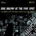 Eric Dolphy - At The 5 Spot Vol. 1 cd musicale di Eric Dolphy