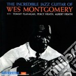 Wes Montgomery - Incredible Jazz Guitar cd musicale di Wes Montgomery