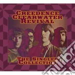THE SINGLES COLLECTION  2CD+DVD           cd musicale di CREEDENCE CLEARWATER REVIVAL