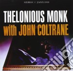 Thelonious Monk - Thelonious Monk With John cd musicale di Thelonious Monk