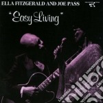 Ella Fitzgerald / Joe Pass - Easy Living cd musicale di Fitzgerald/pass