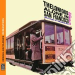Thelonious Monk - Thelonious Alone In San Francisco cd musicale di Thelonious Monk