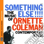 Ornette Coleman - Something Else! cd musicale di Omette Coleman