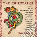 Voice of ages cd musicale di Chieftains