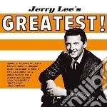 (LP VINILE) Greatest! lp vinile di Jerry lee Lewis
