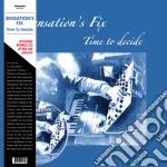 (LP VINILE) Time to decide lp vinile di Fix Sensation's