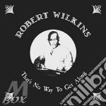 (LP VINILE) That's no way to get along lp vinile di Robert Wilkins
