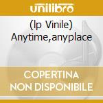 (LP VINILE) ANYTIME,ANYPLACE                          lp vinile di DR.JOHN