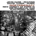 (LP VINILE) Indeterminacy:new aspect of form in inst lp vinile di John / tudor Cage
