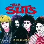 (LP VINILE) In the beginning lp vinile di The Slits