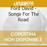 Songs for the road cd musicale