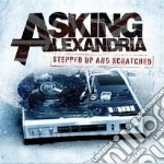 Asking Alexandria - Stepped Up And Scratched cd musicale di Alexandria Asking