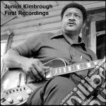 (LP VINILE) First recordings lp vinile di Kimbrough Junior