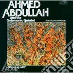 Ahmed Abdullah And The Solomonic Quintet - Featuring Charles Muffett cd musicale di Ahmed abdullah and t