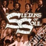 Sultans of soul cd musicale di Artisti Vari