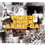 Psych funk sa-re-ga! - funky fuzzy psych cd musicale di Artisti Vari