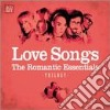 LOVE SONGS -  THE ROMANTIC ESSENTIALS TRILOGY (3 CD) cd