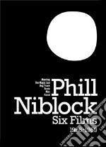 Niblock, Phill - Six Films cd musicale di Phill Niblock