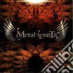 Metalscent - Metalscent cd musicale