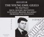 YOUNG EMIL GILELS cd musicale di GILELS EMIL