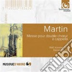 Martin Frank - Messe Pour Double Choeur A Cappella cd musicale di Frank Martin
