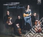 Schubert Franz - Quartetto N.10 D 87, N.16 D 887 cd musicale di Franz Schubert