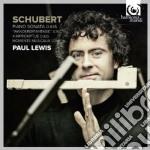 Wandererfantasie d 760, momenti musicali cd musicale di Franz Schubert
