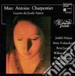 Marc-antoine Charpentier - Lecons Du Jeudy Sainct cd musicale di Marc-ant Charpentier