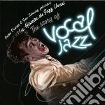 Storia del jazz vocale cd musicale di Miscellanee