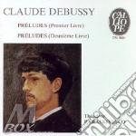 PRELUDI cd musicale di Claude Debussy