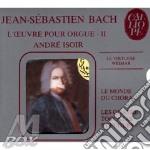 OPERE X ORGANO VOL.4: LE MONDE DU CORAL: cd musicale di Johann Sebastian Bach