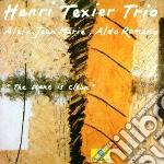 Henri Texier Trio - The Scene Is Clean cd musicale di HENRI TEXIER TRIO