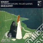 QUARTETTO N.13 D.804, N.14 D.810, N.15 D cd musicale di Franz Schubert
