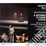 IL RITORNO DI ULISSE IN PATRIA cd musicale di Claudio Monteverdi