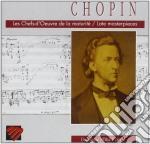 Chopin Fryderyk - Polacca Fantasia Op.61, Berceuse Op.57,barcarolle Op.60, Mazurche Op.59, ... cd musicale di Fryderyk Chopin
