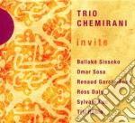 Trio Chemirani - Invite cd musicale di Chemirani Trio